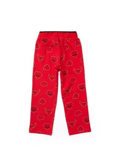 Kenzo Pantolon Kırmızı